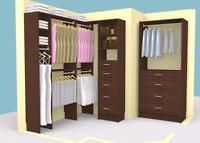 Closet Direct European design