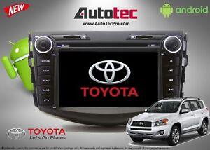 *ANDROID* Toyota RAV4 HD Navigation GPS DVD System (2006-2012)