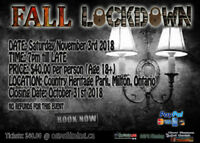 Fall Lockdown 2018