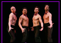 The COMIC STRIPPERS ! Improv Comedy Show in Sidney !
