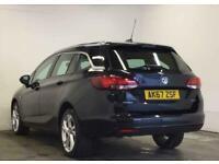 2018 Vauxhall Astra 1.4T 16V 150 SRi 5 door Estate Estate Petrol Manual