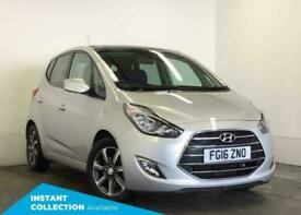 2016 Hyundai Ix20 1.4 Blue Drive Premium 5 door Hatchback Petrol Manual