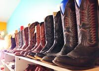 Great Cowboy Boots!