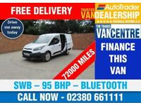 FORD TRANSIT CONNECT 200 SWB ECONETIC BLUETOOTH STOP/START