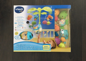 VTech Lil' Critters Musical Dreams Mobile  *BRAND NEW*