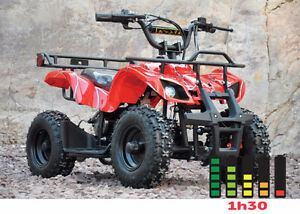 Electric atv for child - Up to 25 km/h