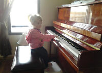 Piano Lessons--Children and Adult LIMITED SPACES!
