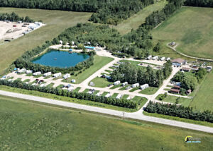 RV Park and Campground-Drayton Valley, AB-Unreserved Auction