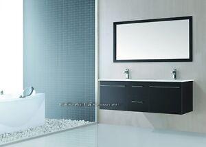 ⎷⎛Contemporary Bathroom Vanity &Cabinet Montecristo MK60D
