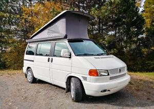 Westfalia Weekender Campeur Eurovan 2001 Caravan