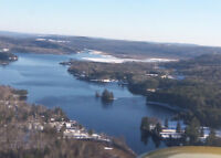 Waterfront Lot Ready for your Retirement Dream Home or Cottage