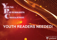 Youth Readers Wanted!