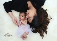 Maternity and newborn sessions - starting at 150$