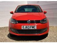 2013 Volkswagen Polo 1.2 60 Match Edition 3 door Hatchback Petrol Manual