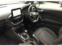 2019 Ford Fiesta 1.0 EcoBoost 125 ST-Line Navigation 3 door Hatchback Petrol Man