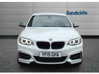 2015 BMW 2 Series M235i 2dr Step Automatic Coupe Petrol Automatic