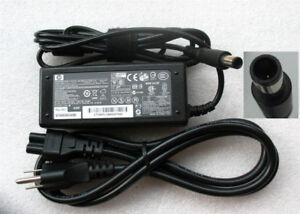 HP Compaq Ac Adapter Charger HP 463552-001 Or 463958-001