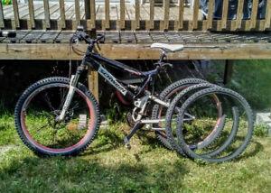 Schwin Mountain Bike