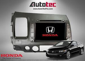 Honda Civic OEM NAVIGATION GPS & DVD SYSTEM (2006 - 2011)