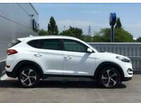 2017 Hyundai Tucson 1.7 CRDi Blue Drive Sport Edition 5 door 2WD Estate Estate D