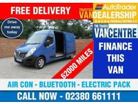 RENAULT MASTER LM35 ENERGY BUSINESS PLUS LWB 135 BHP AIR CON 3 SEATS