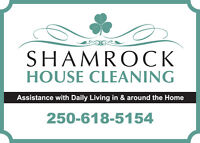 Shamrock House Cleaning Services
