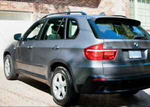 118,000 kms  2009 BMW X5,  beautiful vehicle