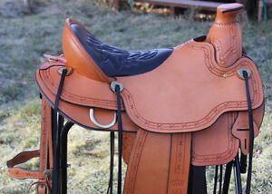 AWESOME CHRISTMAS GIFT IDEA:TUCKER SADDLE