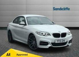 image for 2015 BMW 2 Series M235i 2dr Step Automatic Coupe Petrol Automatic