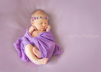 Newborn Photography - Complementary Session Fee