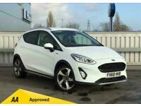 2019 Ford Fiesta 1.0 EcoBoost 125 Active X 5 door Hatchback Petrol Manual