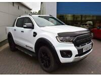2019 Ford Ranger Diesel Pick Up Double Cab Wildtrak 3.2 EcoBlue 200 Automatic Pi