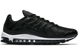 Air Max 97 / Plus - Black/White size 9.5