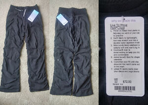 Ivivva girls pants -New With Tags
