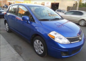 2009 Nissan Versa Berline automatique
