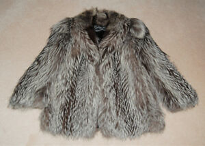 Williams Fur Group Fur Coat Size S/M