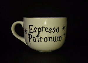 "Harry Potter Inspired, Hand-Painted Mugs ""Espresso Patronum"" Kitchener / Waterloo Kitchener Area image 2"