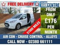 FORD TRANSIT CONNECT 200 L1 H2 LIMITED SWB 115 BHP AIR CON CRUISE CONTROL 3 SEAT