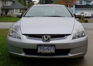 IMMACULATE 2004 HONDA ACCORD PRICED TO SELL