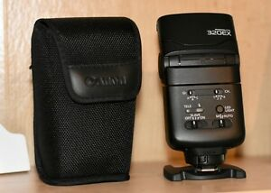 Canon Speedlite 320EX Flash with Built-In LED video light $125