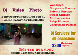 Indian/Pakistani Dj Services...$300