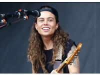 TASH SULTANA LIVE AT THE BRIXTON ACADEMY STALLS STANDING TICKETS THURS/FRI/SAT