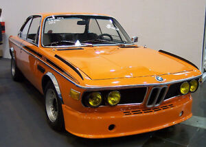 BMW E9 3.0cs Parts for Sale