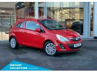 2013 Vauxhall Corsa 1.0 ecoFLEX Energy 3 door Hatchback Petrol Manual