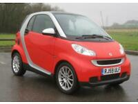 2009 smart fortwo coupe Passion mhd 2dr Auto COUPE Petrol Automatic