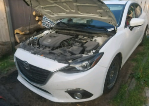 For parts of whole sale 2016 MAZDA3 SPORT GT