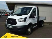 2019 Ford Transit 350 L2 Diesel Rwd 2.0 TDCi 130ps Chassis Cab Chassis Diesel Ma