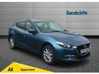 2017 Mazda 3 2.0 SE-L Nav 5 door Hatchback Petrol Manual