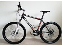 "TREK 3 SERIES MOUNTAIN BIKE - 19.5"" FRAME - 26"" WHEELS - FLUID BRAKES - MINT CONDITION - 175 OVNO"