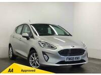 2018 Ford Fiesta 1.0 EcoBoost Zetec 5 door Hatchback Petrol Manual